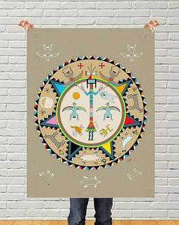 Mandala navajo