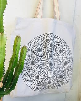 Grand sac tote-bag